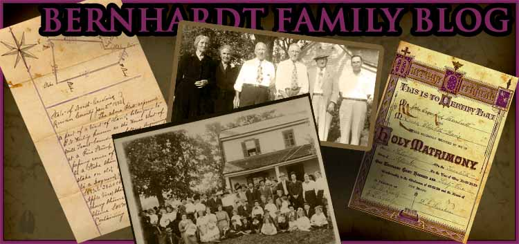 J C Bernhardt Family