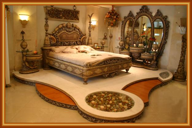 Sonu sanam beautiful bed rooms for Room design in pakistan