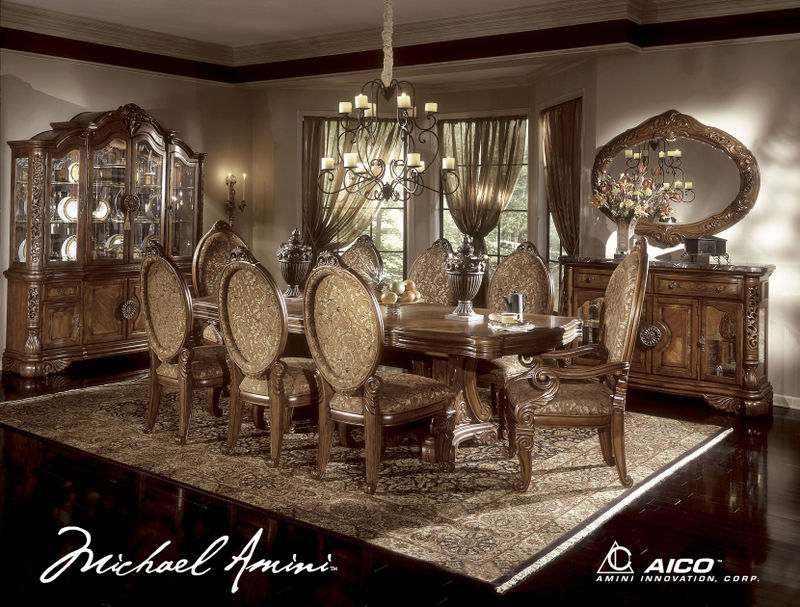 Sonu sanam beautiful dining rooms - Houston dining room furniture ideas ...