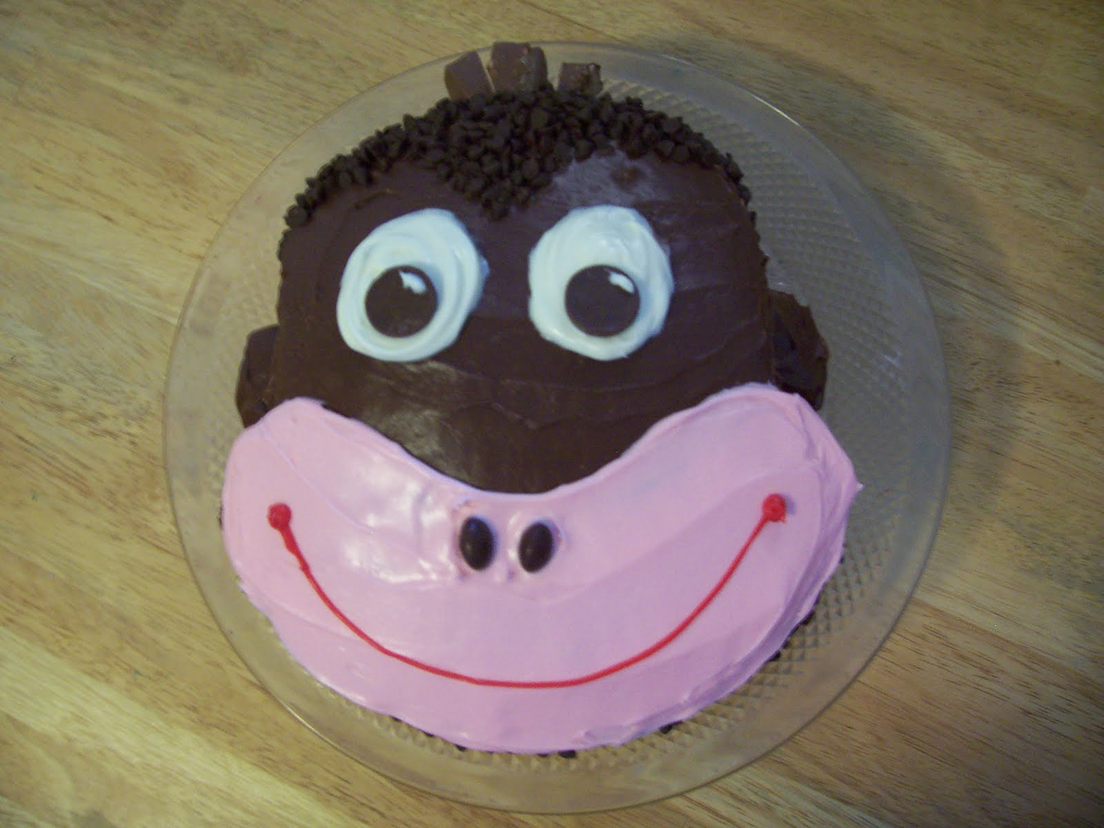 Frugal Homemaking Monkey Cake Simple Enough for Even Me