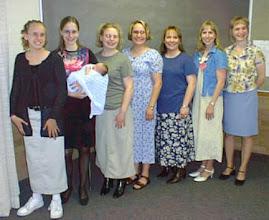 Seven Taylor Women
