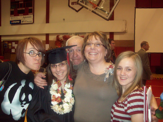 Kimberly's 2009 H.S. Graduation