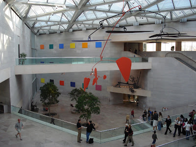 East Wing at the National Gallery