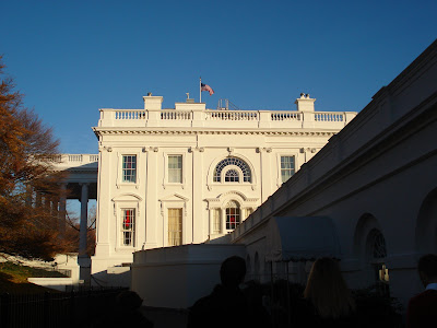 The East Wing of the White House