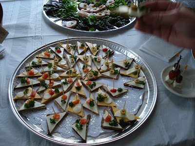 Bulgarian Canapes