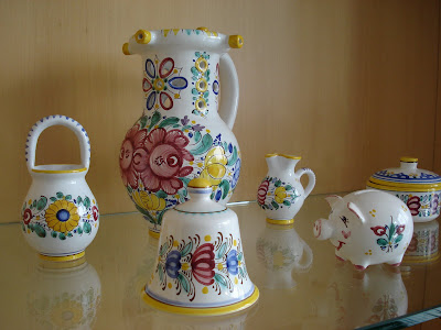 Slovakian Ceramics