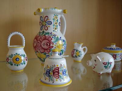 Slovakian Ceramics