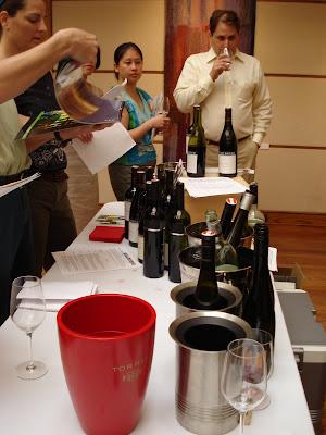 Austrian Wine Tasting