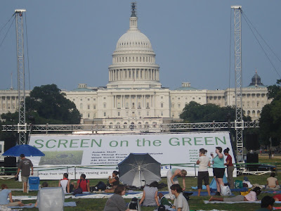 Screen on the Green Capitol