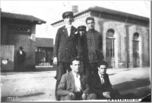 Galer a las cuatro estaciones casetas zaragoza 1919 - Tiempo en casetas zaragoza ...