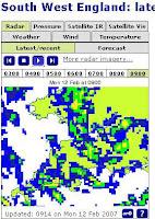 photo - rain radar