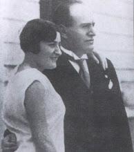 Benito Mussolini e Edda