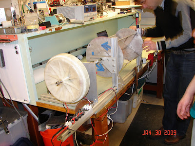 Development and lab testing of Hydrovolts Flipwing turbine