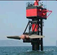 Marine Currents turbine