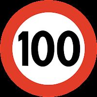 100 kph