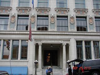 Seattle's historic Arctic Club Hotel