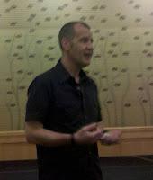 Richard Tait at NWEN Entrepreneur University