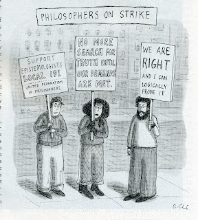 Philosophers on Strike cartoon