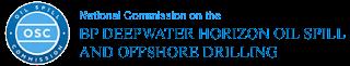 Oil Spill Commission logo