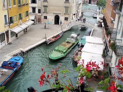 Venice Garbage Boat
