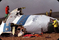 hollywood to frame iran for lockerbie