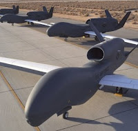 pentagon report: high-flying spy drones hobbled