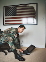 military report: secretly 'recruit or hire bloggers'