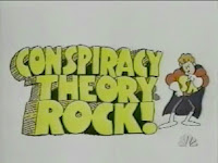 conspiracy theory rock