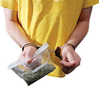marijuana smoker arrested every 38 seconds in US