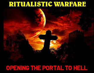 ground zero: ritualistic warfare
