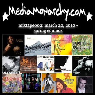 media monarchy mixtape002: spring equinox