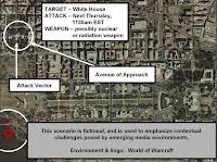 pentagon researcher conjures warcraft terror plot