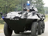atlanta cops roll out swat apc