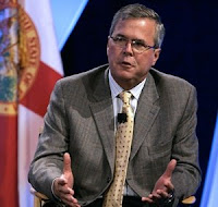 jeb bush says gop should create 'a shadow government'