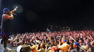 public enemy tells coachella crowd about 'obama deception'