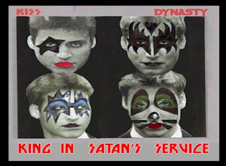 ground zero lounge: a king in satan's service