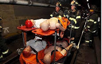wtc disaster drill scenes echo 9/11