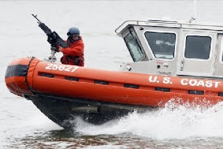 9/11 scare: 'shots' reported fired by coast guard