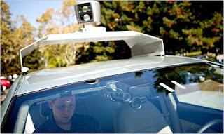 google developing fleet of autonomous vehicles