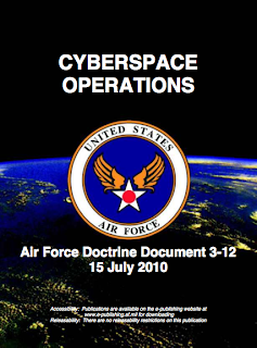 officials publish cyberspace operations doctrine