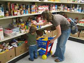 millions in US heading to foodbanks for first time