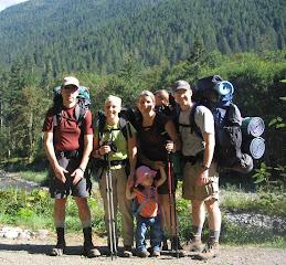 Dosewallips Hike