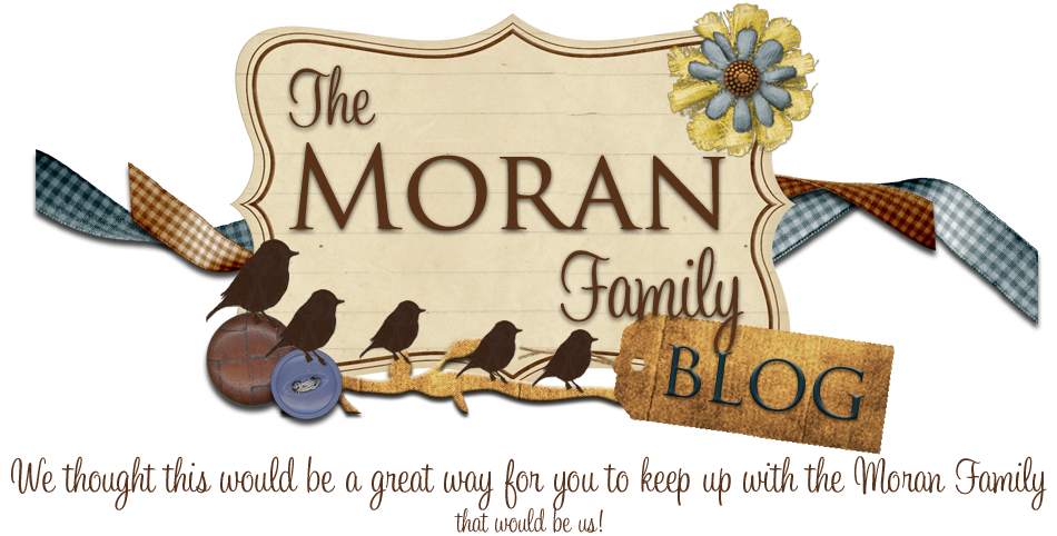 The Moran Family Blog