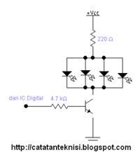 rangkaian LED Driver