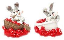 Кролик, любовь, сердце