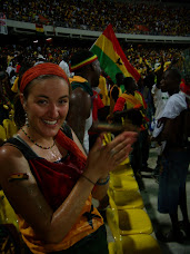 Ghana 2 - Nigeria 1