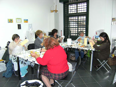 workshop pintura country
