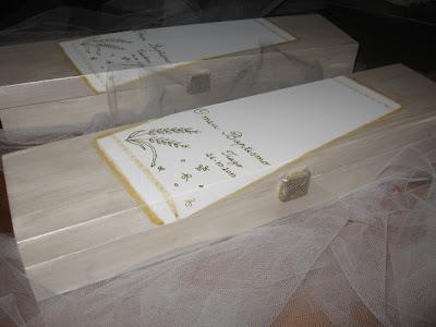 caixas para velas de baptizado
