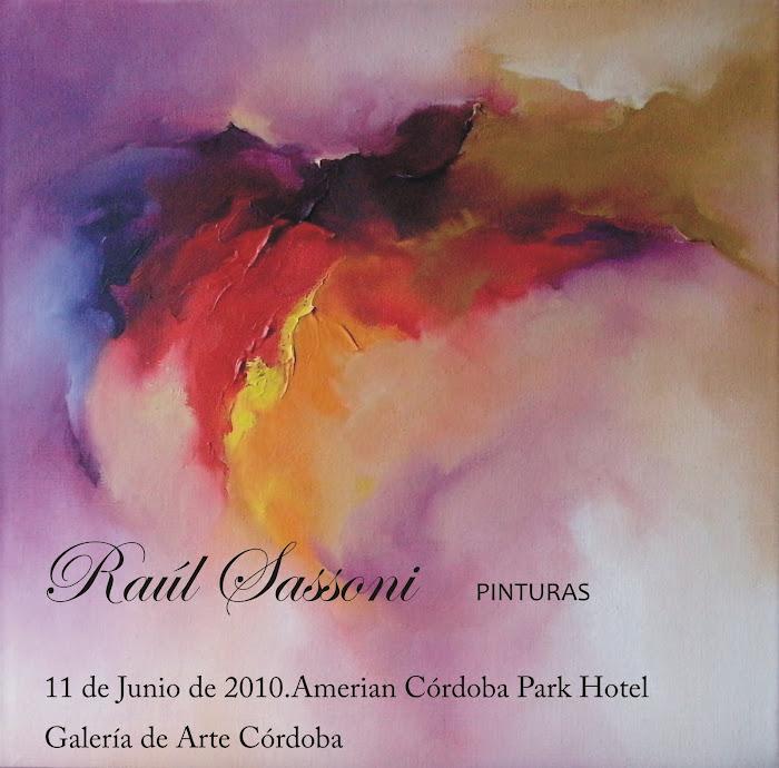 Muestra en Amerian Córdoba Park Hotel