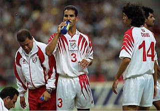 Tunisian, 1998 World Cup